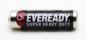 Батарейка R6 EVEREADY Super Heavy Duty